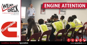 Engine attention