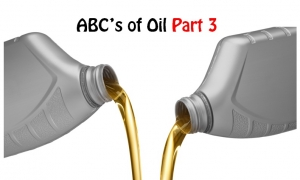 The ABC's of oil - part 3