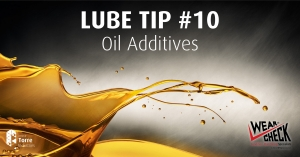 Lube Tip 10: Oil Additives
