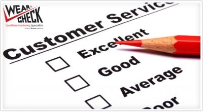 Customer dialogue improves service