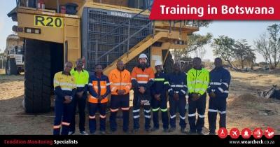 Training in Botswana