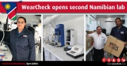 WearCheck opens second Namibian lab