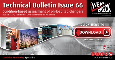 Condition-based monitoring of tap changers