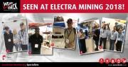 Seen at Electra Mining 2018