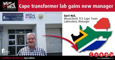 Cape transformer lab gains new manager