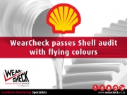 WearCheck passes Shell audit with flying colours