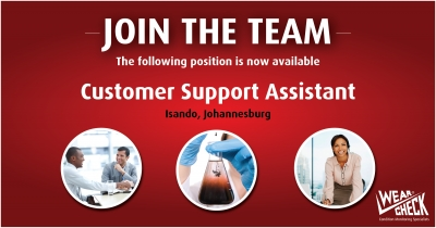 We're Hiring - Customer Support Assistant